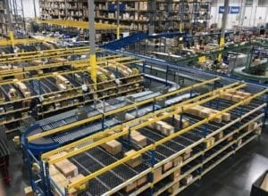 Services Designed Conveyor Systems Material Handling Solutions