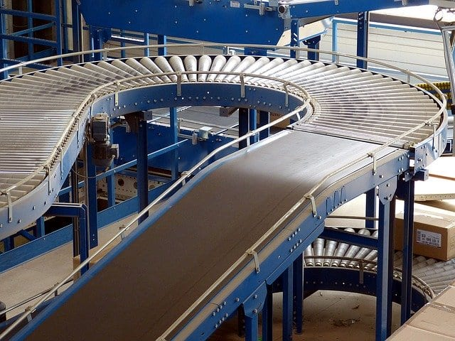 Types Of Magnets Thomasnet >> 20 Types Of Conveyor Systems For Your Warehouse Designed
